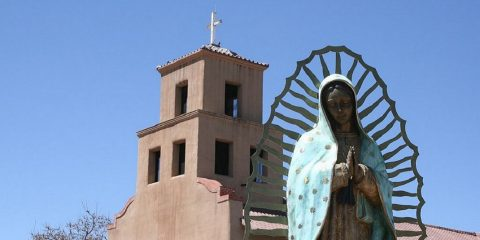 Our Lady of Guadalupe Church, New Mexico