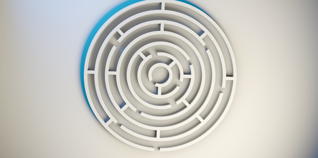 labyrinth design