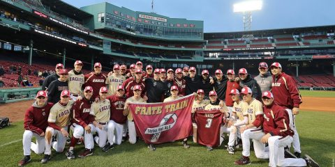 Sixth Annual ALS Awareness Game, Fenway Park