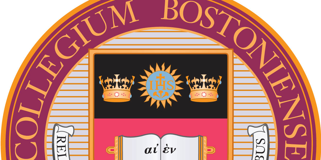 Boston College seal