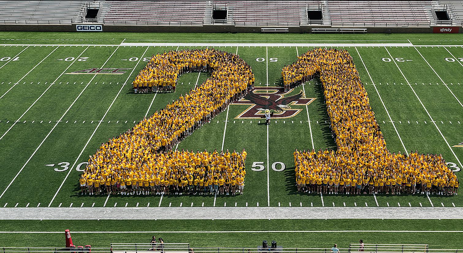 Boston College Academic Calendar 2021-2022 Boston College Class of 2021 Profile