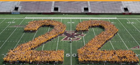 Class of 2022 official portrait
