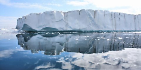 Greenland ice sheet (Christine Zenino)
