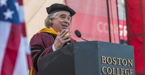 U.S. Secretary of Energy Ernest J. Moniz