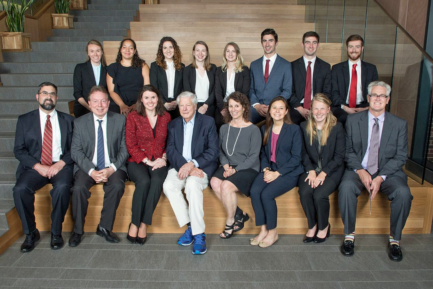 Rappaport Fellows photo