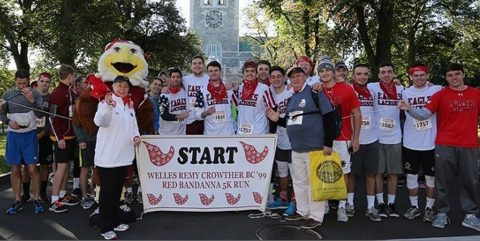 Red Bandanna Run 2016
