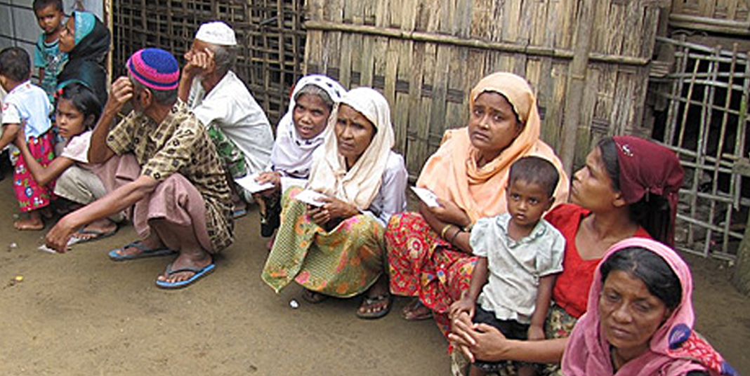 Rohingya Muslims (CCO-courtesy European-Commission)