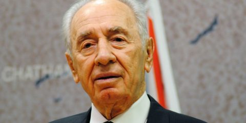 By Chatham House: President Shimon Peres | CC BY 2.0, via Wikimedia Commons