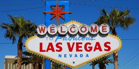 Sign: Welcome to Las Vegas, Nevada