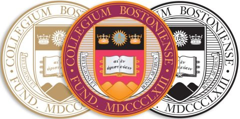 Boston College seals