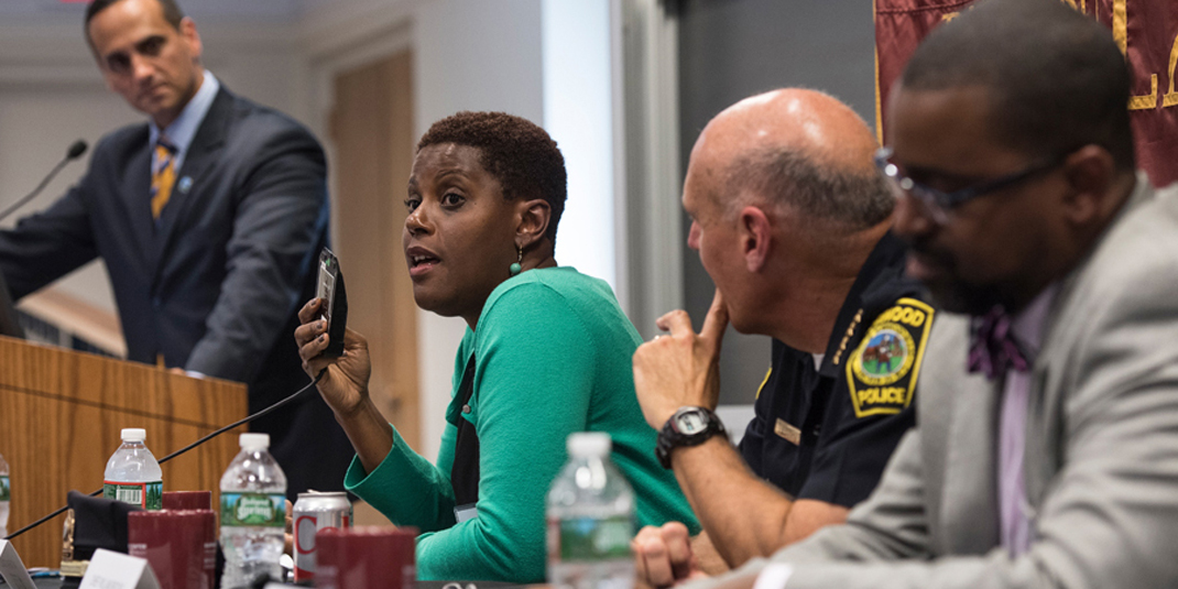 A Conversation about Race and Policing