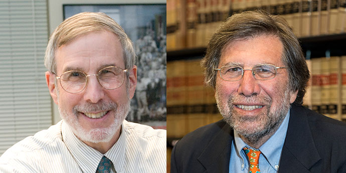 BC Law Professors Brodin and Bloom