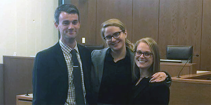 Moot Court Team