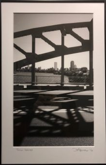 """Boston Framed"" by Dan Kirschner, Biology Department"