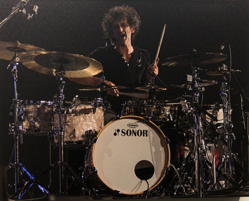 """Jojo Mayer at PASIC"" by Ken Porter, Information Technology"
