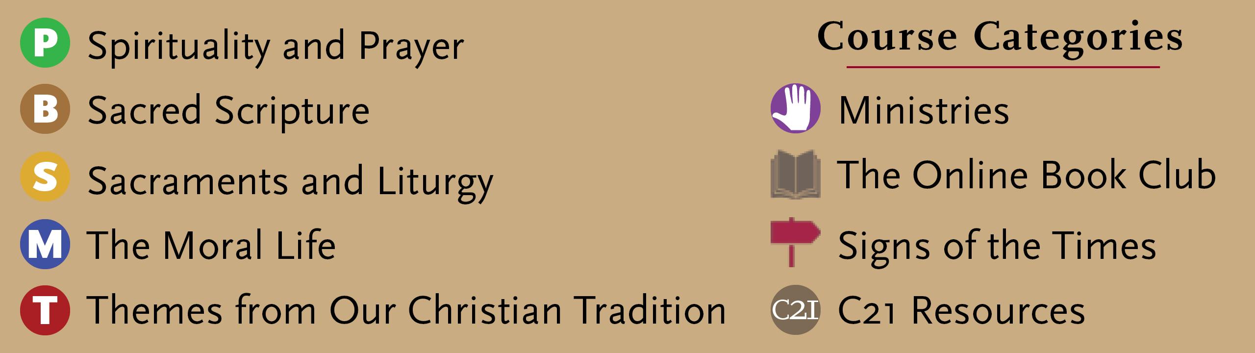Sacred Scripture - STM Online: Crossroads - Boston College