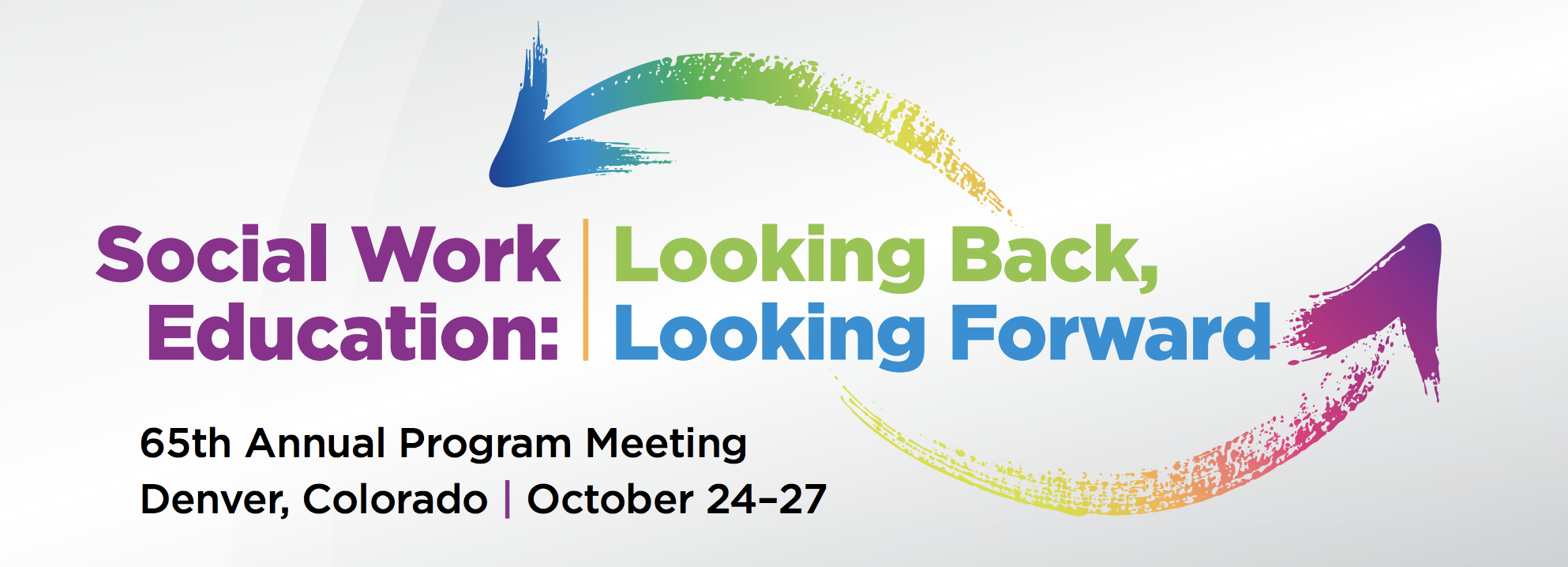 CSWE Annual Program Meeting banner