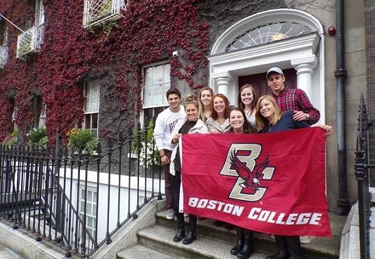 Boston College Ireland