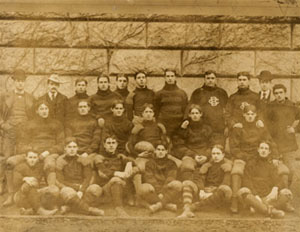 1899 BC Football Team