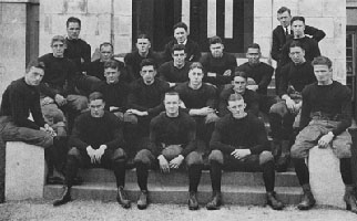 1920 BC Football Team
