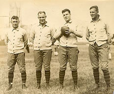 1928 BC Football Coaches