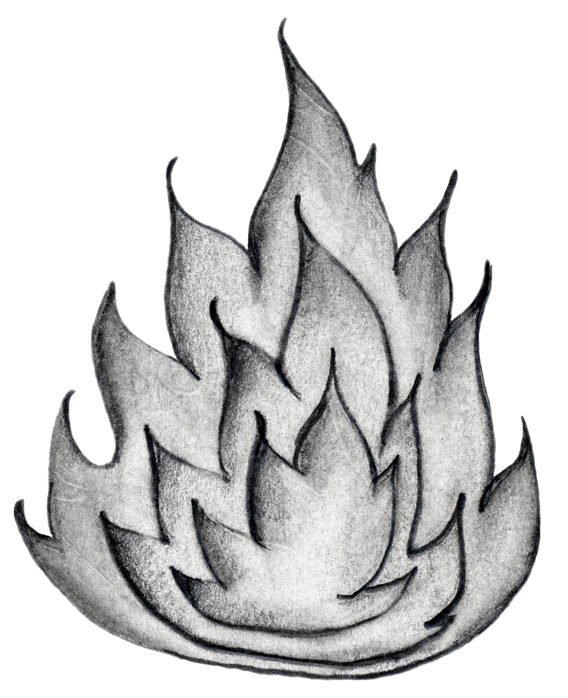 fire drawings design - photo #24