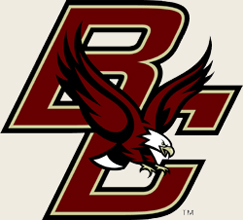 Boston College athletic logo