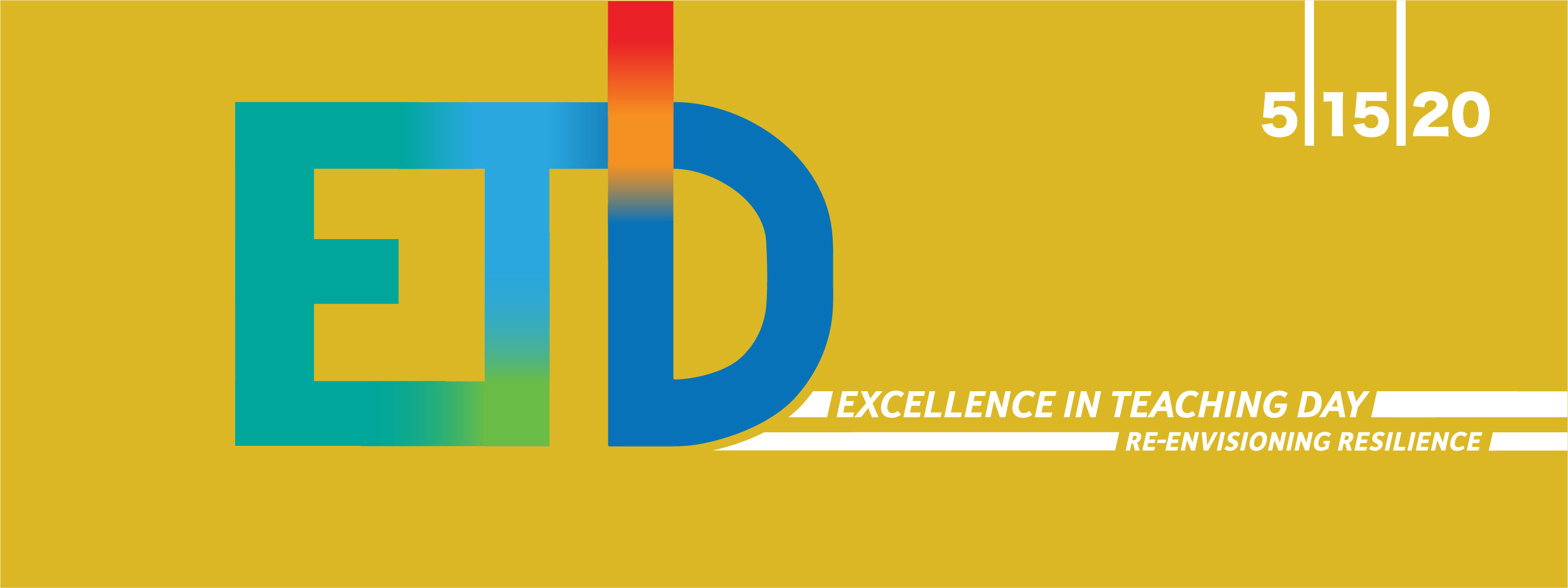 Excellence in Teaching Day branding image