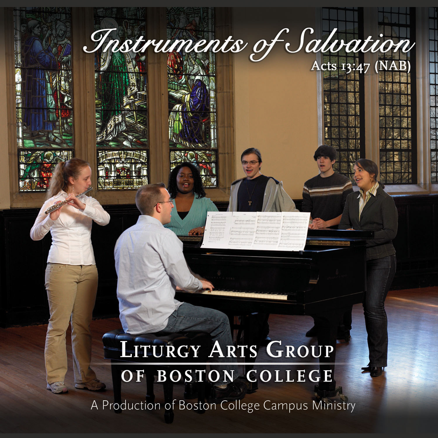 Liturgy Arts Group Graphic