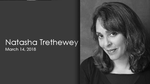 Natasha Trethewey on March 14