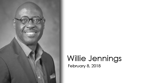 Willie Jennings on February 8