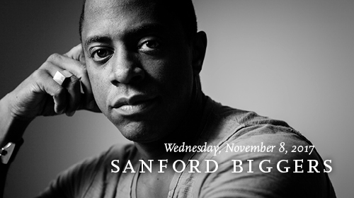 Sanford Biggers on November 8