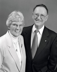 Barbara and Patrick Roche