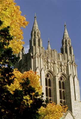 Gasson in the Fall