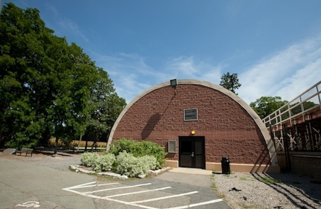 Photo of Newton Quonset Hut