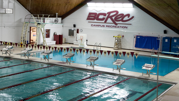 Bc Rec Aquatics Boston College