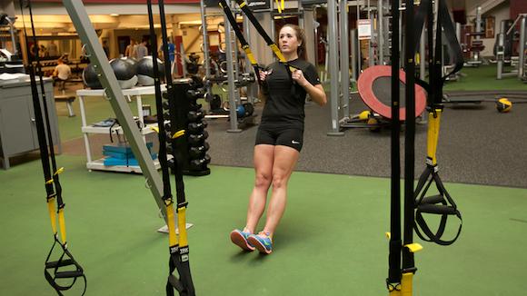 bc rec - fitness - boston college