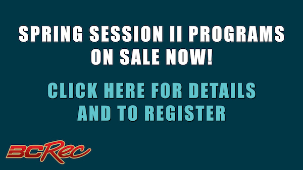 spring session Ii programs on sale now