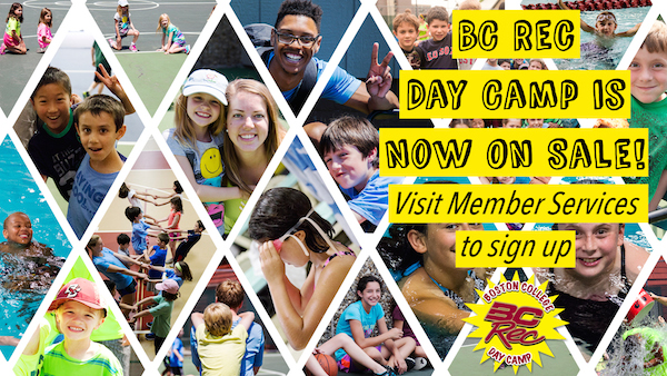 sign your child(ren) up for our day camp