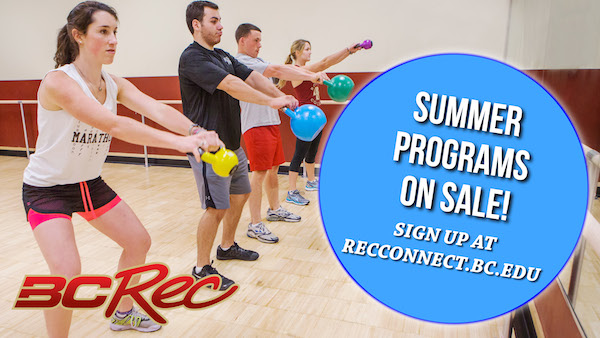summer programs at BC Rec