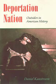 Deportation Nation Book cover