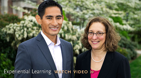experiential learning, watch video