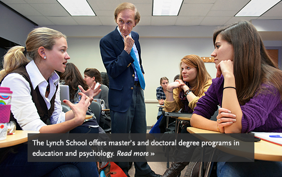 Learn more about our graduate program offerings.