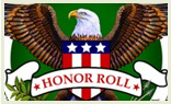 President's Higher Education Community Service Honor Roll logo