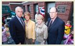 Matt and Jan Coyle, and Nancy and Pat Noonan