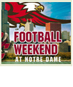 Football Weekend at Notre Dame