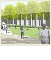 ONeill Plaza illustration