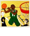 Basketball with Big Baby