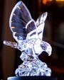 Eagle crystal