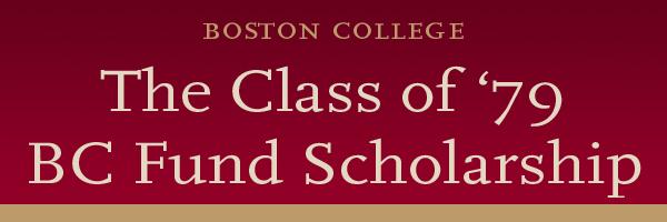 Class of 79 Scholarship